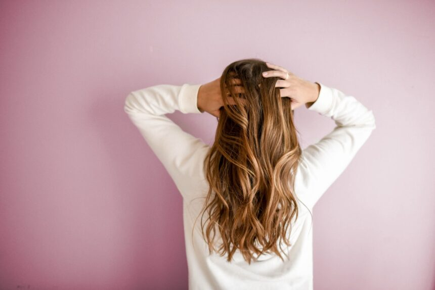 First healthy hair then fashionable hairstyle